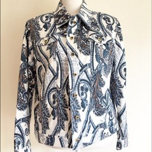 St John Sport western style jacket. Medium.